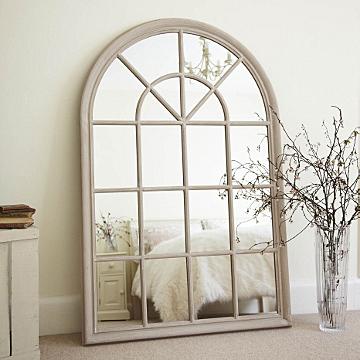 как да декорираме с огледала