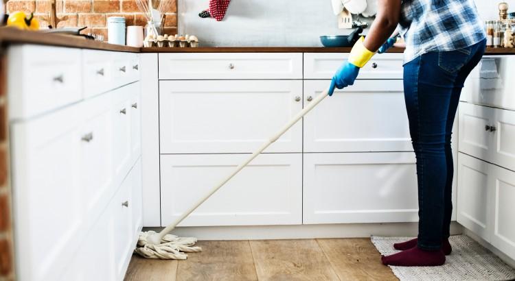 как бързо да почистите къщата